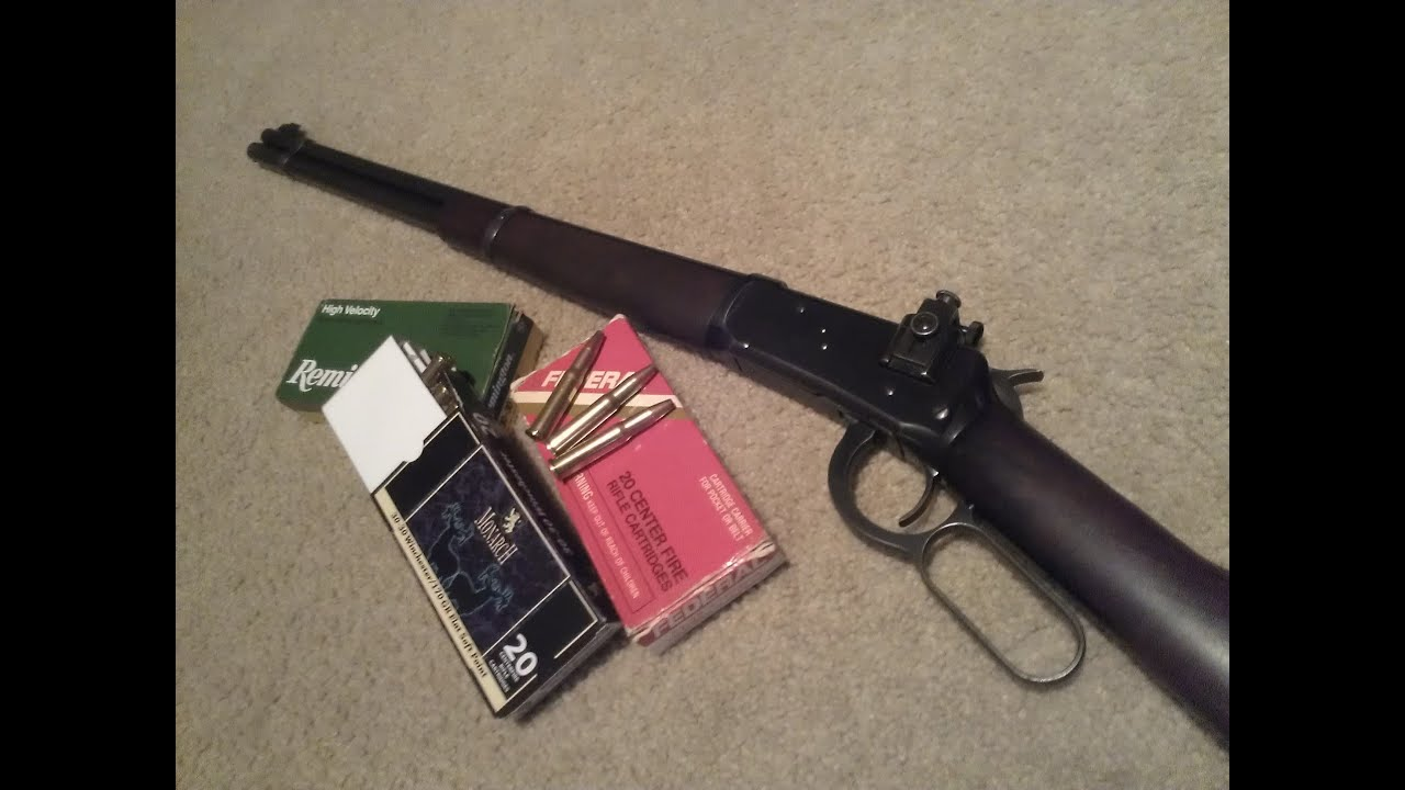 Winchester 1894 30WCF Pre 64 Mayor's First Impression
