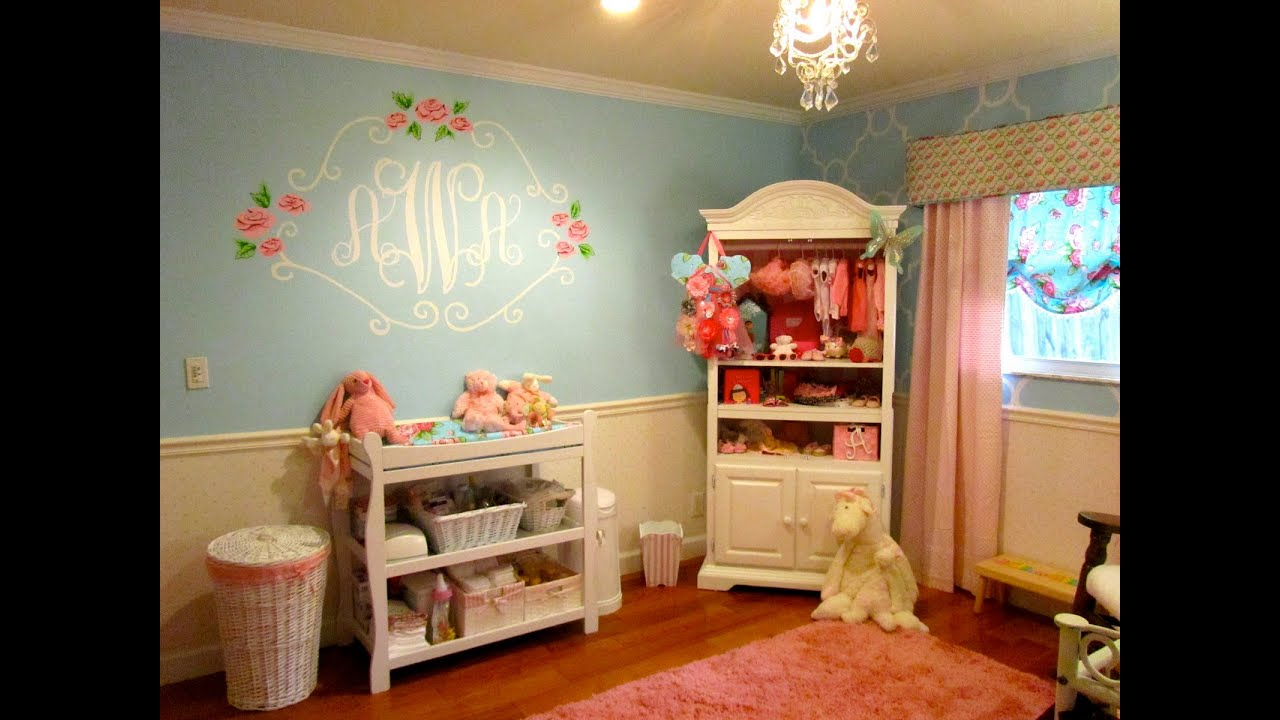 Amazing Cute Nursery Ideas Part - 13: Cute Baby Nursery Themes - YouTube