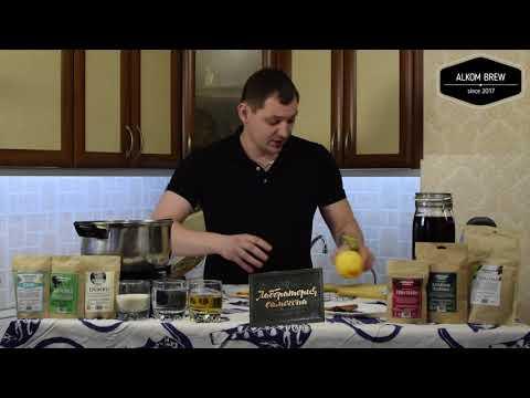 рецепт приготовлени напитка грог