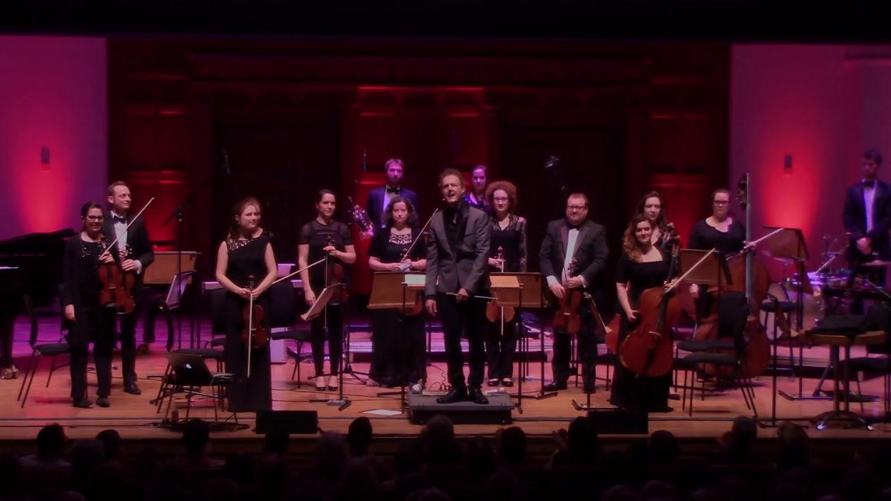 Funkiest JS Bach EVER!  Toccata Mambo - Rainer Hersch