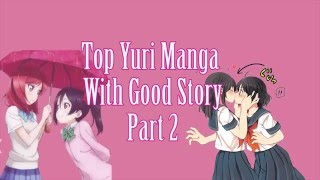 Top Yuri Manga With Good Story Part 2