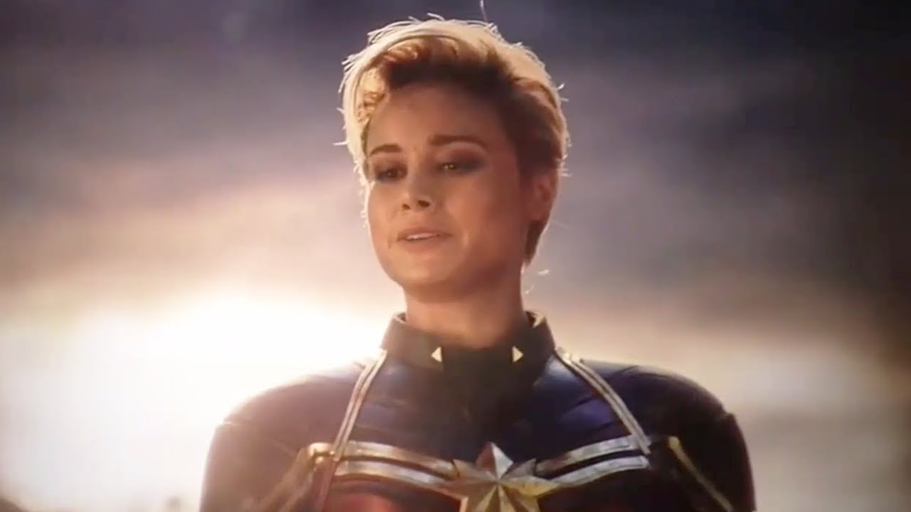 Download The MCU Doesn't Understand Captain Marvel! (Avengers: Endgame)