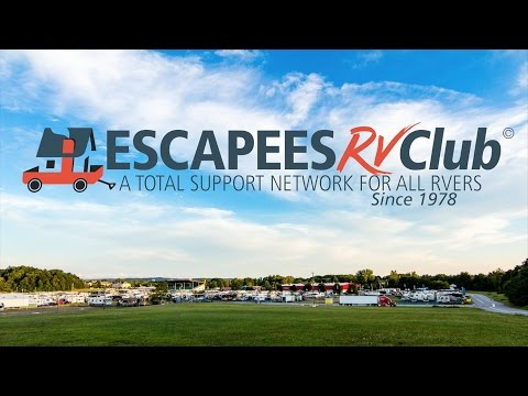 Escapees RV Club- Start Today!