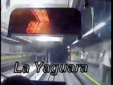 Viajes en cabinas Metro caracas e IFE