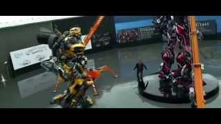 Transformers 4 Bumblebee Conoce  A Stinger