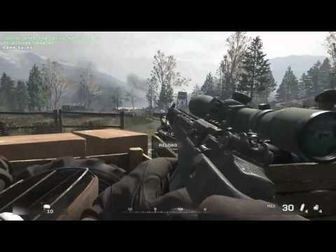 Call of Duty: Modern Warfare Remastered Weathering the Storm Veteran No Commentary Walk through