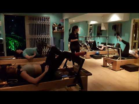Pilates Dynamics - Reformer Group