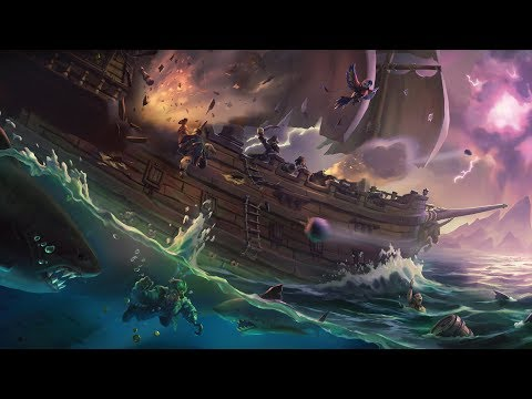 Sea of theives Loading screen! Release date! SOT! RARE! Episode #1