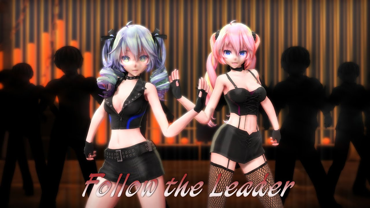 mmd follow the leader motion download youtube