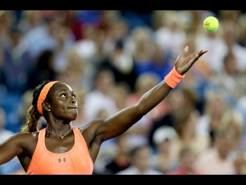2013 Western & Southern Open Day 2 WTA Highlights