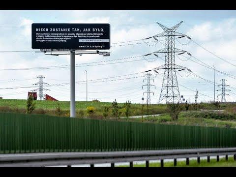 Afera billboardowa największym przekrętem PiS?