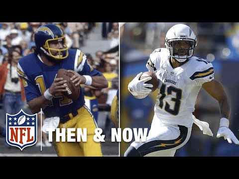Dan Fouts & Keenan Allen | Chargers | NFL Then & NFL Now