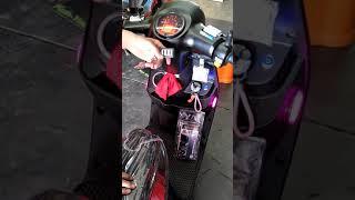 [台南禾易]PGO J-BUBU 安裝 車魔鑰免鑰匙啟動防盜系統