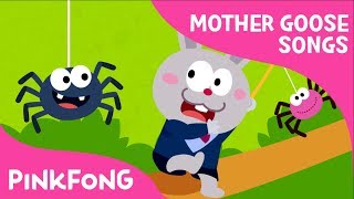 Little Miss Muffet   Mother Goose   Nursery Rhymes   PINKFONG Songs for Children thumbnail