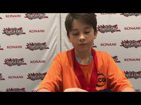 Yugioh YCS London Dragon Duel Winner Felix Rau - Invoked