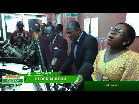 ELDER MIREKU ON DWASO NSEM WITH CAPTAIN SMART on Adom (30-8-18)