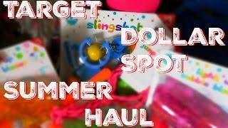Target Dollar Spot Summer Haul | Savy Life