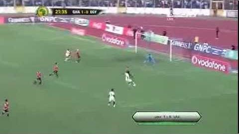 ghana vs egypt 6 1   goals  highlights   world cup qualification 2014   15 10 2013   youtube