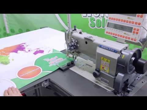 Sewing And Welding Machines For Finishing Banners And SEG Applications