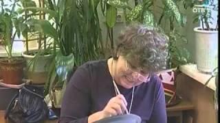 Юбилей отмечает знаменитая тагильская роспись