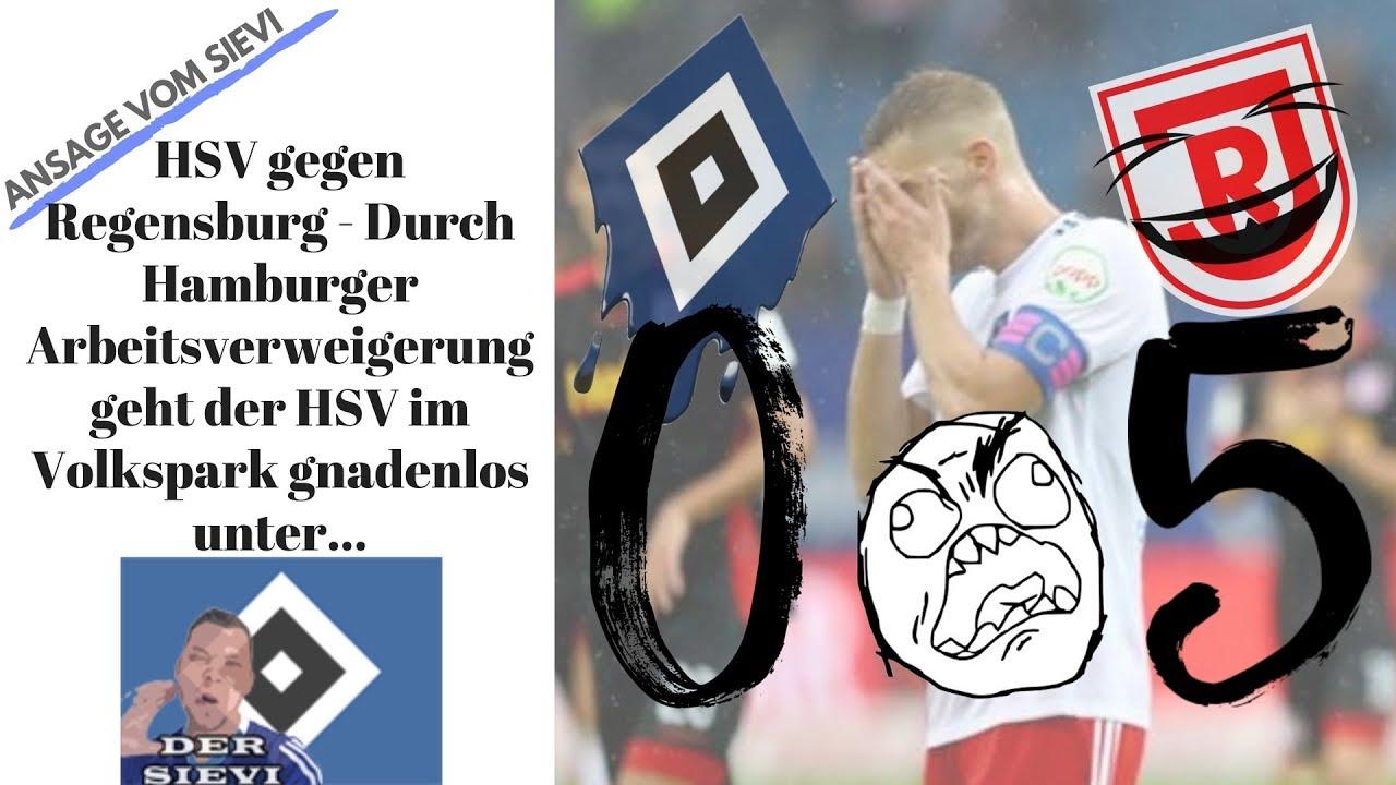 Hsv Gegen Regensburg