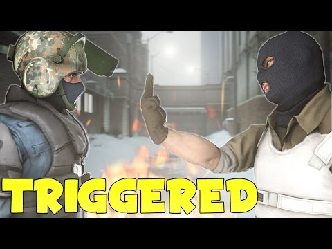 ANGRIEST CS:GO PLAYER EVER