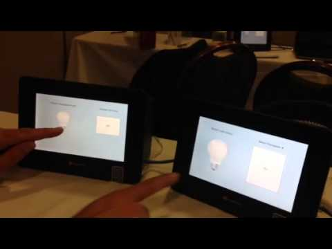 Unitronics PLC Master and Slave demo by Mickey Micic
