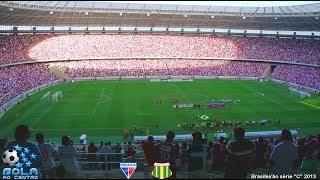 Fortaleza 2 x 2 Sampaio Corrêa - brasileirão série C 2013 melhores momentos