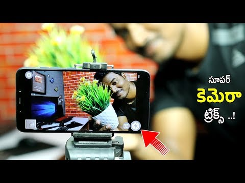 Top 5 DSLR Like Camera Apps for Android 2019! Best Camera Tricks