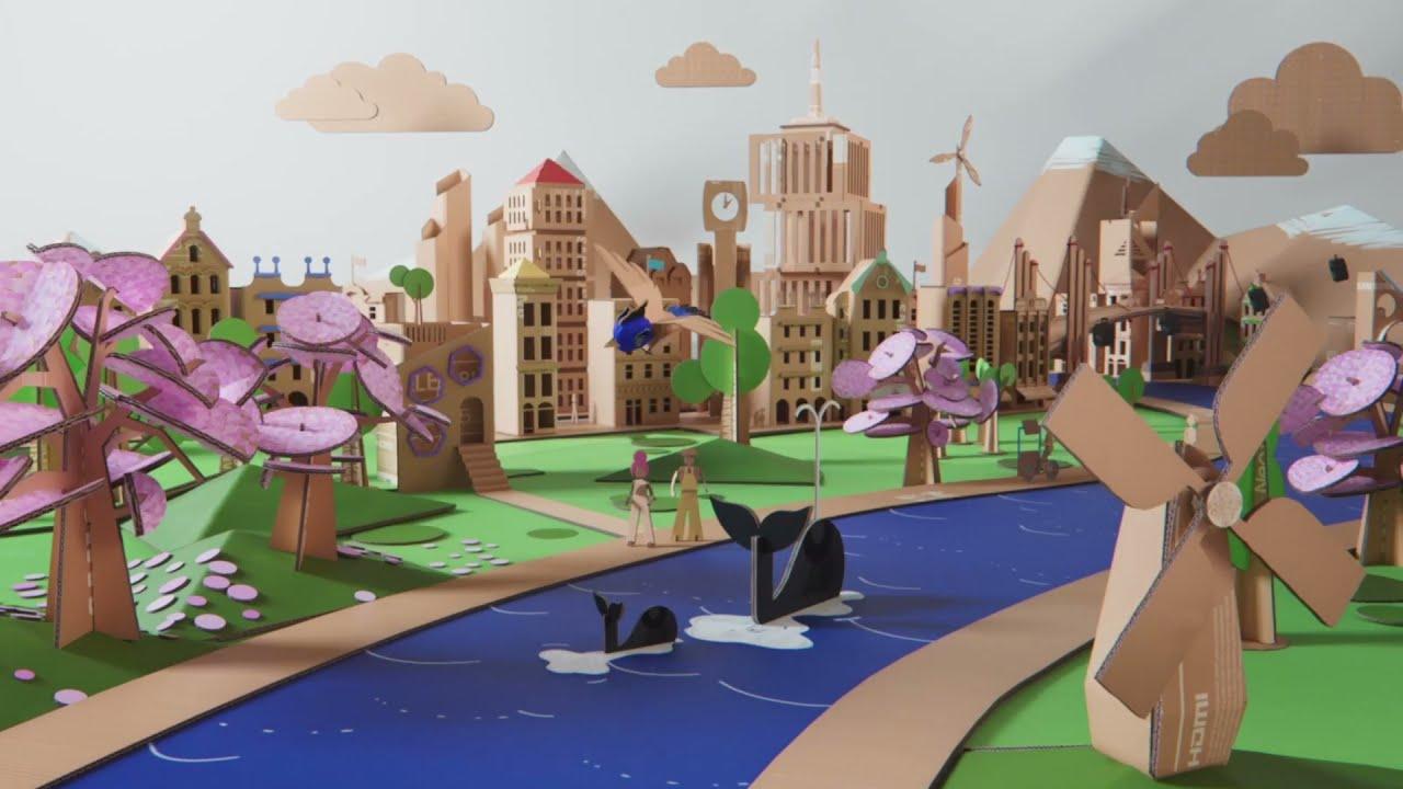 Minik Dünya: Sürdürülebilir Bir Gelecek | Samsung