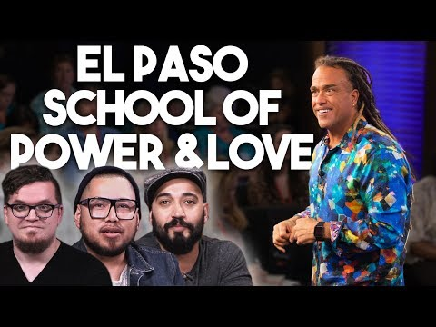 """El Paso School of Power & Love"" (United With Christ-06/12/17)"