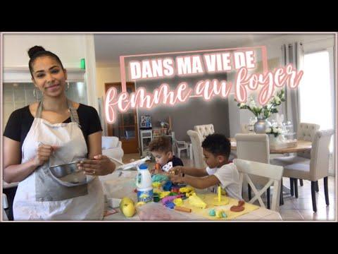 ✨ma-journÉe-de-femme-au-foyer-/-recette-pÂte-À-modeler-maison-/-maman-de-3-enfants-✨