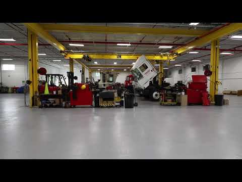 Yard Truck Shop Time-lapse
