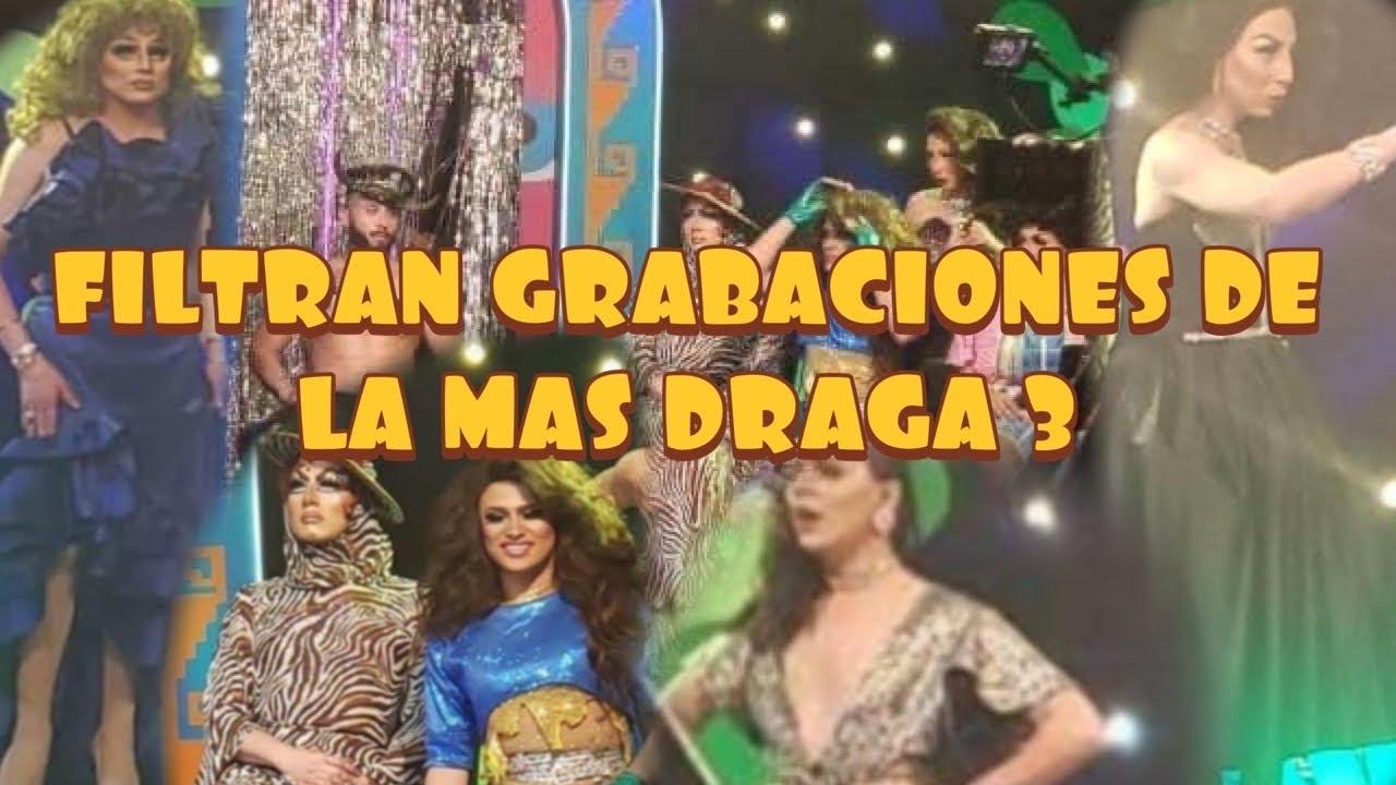 FILTRAN IMAGENES DE LA MAS DRAGA 3 | LA CHISMA