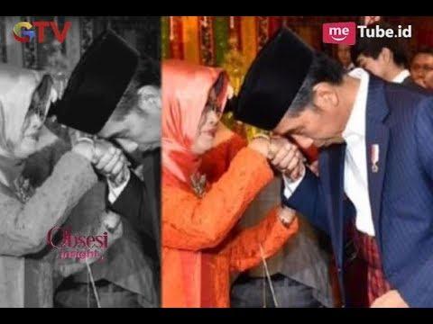 Viral Jokowi Salami Ibunda Hingga Histeris Warga Lihat Presiden Masuk Mall - Obsesi 26/11