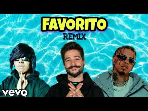 Favorito REMIX – Camilo ❌ Rauw Alejandro ❌ Faraón Love Shady