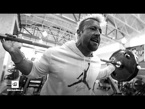 Quads Workout | Day 36 | Kris Gethin's 8-Week Hardcore Training Program