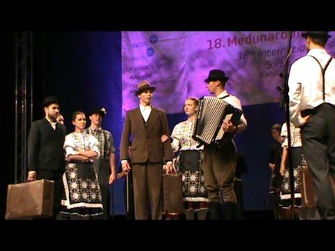 """Međunarodni festival folklora Karlovac 2015 (3-7/7): """"Živel"""" (Slovačka)"""