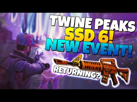 I FINALLY DID IT! Twine Peaks SSD6 + NEW EVENT! CRAM Session!