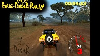 Paris-Dakar Rally ... (PS2)