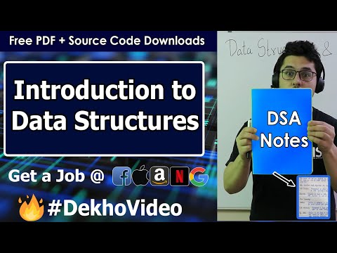 Introduction to Data Structures & Algorithms