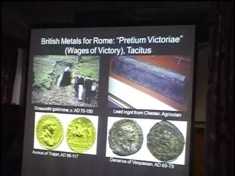 DR SAM MOORHEAD FROM THE BRITISH MUSEUM ROMAN COINS AND HOARDS AND OTHER INFORMATION PART1
