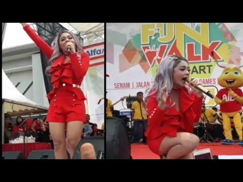 Jenita janet - Jaran Goyang @ Fun Walk Alfamart Cianjur