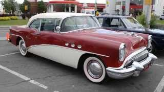 SWEET 1954 BUICK SPECIAL COUPE