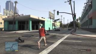 GTA 5 Invincibility Cheat Demo