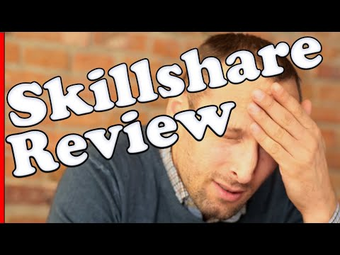 Skillshare Review: Is It Worth Taking A Free Trial In 2020 | 2019 With Skillshare?