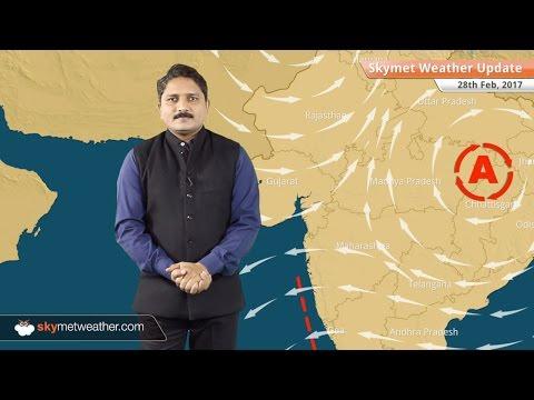 Weather Forecast for Feb 28: Temperature to fall in Gujarat, Mumbai; Rain in Punjab, Delhi