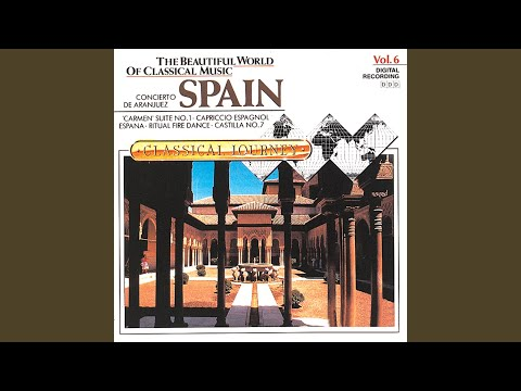 Concierto de Aranjuez - Allegro con Spirito, Adagio