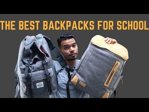 3 Best Backpacks For School