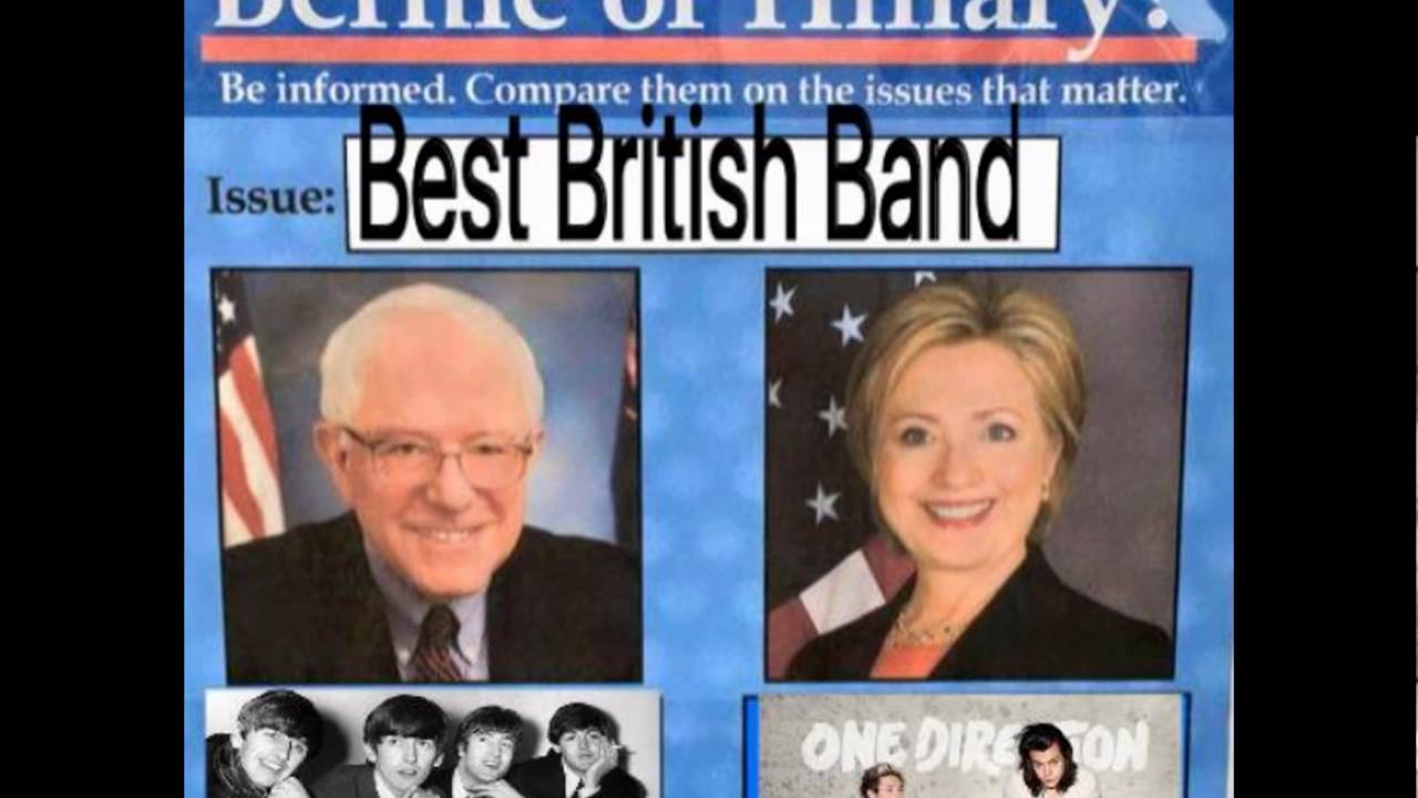 maxresdefault top 50 hillary clinton or bernie sanders memes of all time youtube